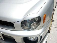 For Subaru 02-03 Impreza WRX STI GDA GDB GEN-7 JU Headlights Eyebrows Eyelids