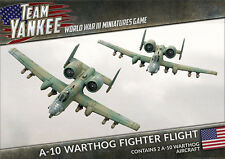 Flames of War Team Yankee BNIB A-10 Warthog (x2)