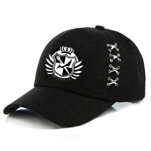 kid's Danganronpa Monokuma baseball hat cap Nanami hip hop Adjustable snapback