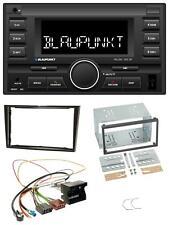 Blaupunkt MP3 USB 2DIN Bluetooth AUX Autoradio für Opel Astra H Corsa D Zafira B