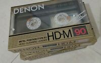 DENON HD-M 90 Metal Audio Cassette Tape