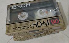 DENON HD-M 90 Metal Audio Cassette Tape