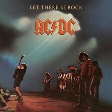 AC/DC LET THERE BE ROCK REMASTERED CD NEW