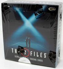 X-FILES SEASONS 10-11 TRADING CARDS (RITTENHOUSE) BOX BLOWOUT CARDS