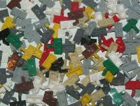 Lego ® Lot x5 Plaques avec Crochet Plate 1x2 With Hook Choose Color ref 4623