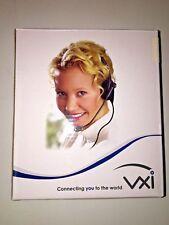 VXi Corporation Tria V Black Headband Headsets