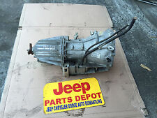 2008 DODGE CHARGER 2.7L.AUTOMATIC 4X2 TRANSMISSION P#04800712AA MAGNUM CHRYSLER
