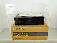 Sony TA-N220 High-End Verstärker inkl. Holzwangen OVP&NEU, 2 Jahre Garantie