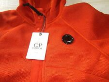 CP COMPANY JACKET SIZE 50 THERMAL GARMENT DYED SHELL