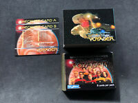 1995 SKYBOX STAR TREK VOYAGER SERIES ONE COMPLETE (98) CARD SET