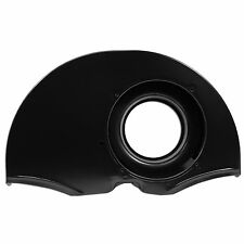 VW Air-Cooled Type 1, Doghouse Style Fan Shroud, Black, No Air-Ducts