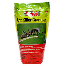Ant Killer Lawn Granules 4 Lbs Treats 4,000 Sq Ft For Ants Fleas Spiders Ticks