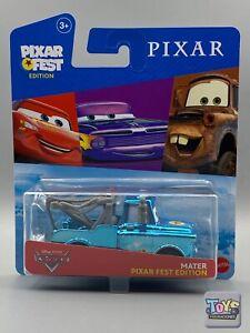 Disney Pixar Cars Pixar Fest Edition Metallic Mater LIMITED EDITION 2020