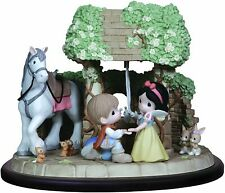 """New ListingPrecious Moments Disney """"You Are My Wish Come True"""" 123015 Nib Large Valuable Le"""