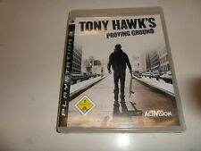PLAYSTATION 3 Tony Hawk 's Proving Ground