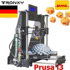 P802D DIY3D Printer i3 Upgradest High Precision Reprap Prusa 3D Drucker DHL 2018