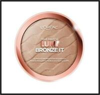 Loreal True Match Lumi Bronze It Bronzer For Face & Body 0.41oz YOU CHOOSE