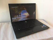 Cheap HP ProBook 4510s Win 10 Laptop, C2D 2.1GHz, 4GB, 320GB HDD HDMI, Bluetooth