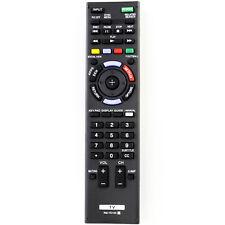 New Remote Control RM-YD103 for Sony TV KDL-40W600B KDL-48W590B KDL-60W630B