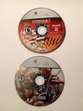 Xbox 360 Marvel Ultimate Alliance/Forza Motosport 2 Microsoft Xbox 2006 Video