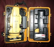 Topcon GTS 300 303 Total Station Land Surveying Civil Engineering Construction