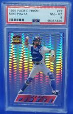 ⚾️1995 Pacific Crown Collection Prisms Mike Piazza #72 HOF PSA 8 NM-MT