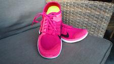 Nike Free 4.0 Flayknit Pink Flash WMNS Damen Gr. 40,5 Neuwertig...
