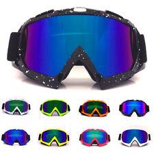 Motocross Goggles Motorcycle ATV Off Road Racing Dirt Bike Quad Glasses Eyewear