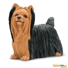 Yorkshire Terrier Dog -Safari, Ltd: vinyl miniature toy animal figure