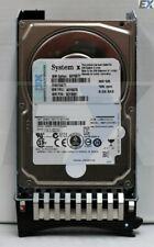 """90Y8877 - 300GB 10K 6Gbps SAS 2.5"""" SFF G2HS HDD (FRU: 90Y8878)"""