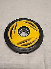 2002 SKIDOO summit 800 Legend Idler Bogey Wheel 135mm 50319078 yellow mxz