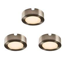 Saxby HERA Armario vitrina Decorativo Luz 3x2.5w LED ( SMD 2835) Blanco cálido