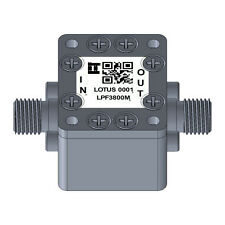 Low Pass Filter (LTCC Construction) Pass Band DC-3800MHz