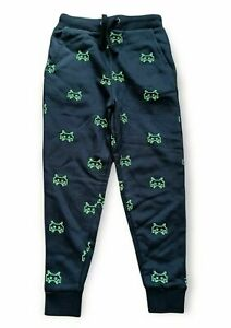 Boys Minecraft Gamer Print Joggers Jogging Bottoms Casual Comfy Trousers Ex M&S