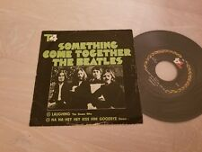 """BEATLES - SOMETHING / COME TOGETHER IRAN  7"""" RARE PERSIAN GUESS WHO STEAM"""