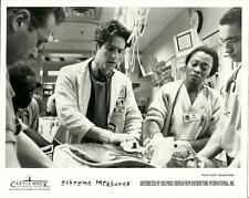 Hugh Grant close up in Extreme Measures 1996 vintage movie photo 8827