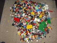 0.5kg / 500g LEGO bundle random bricks job lot - Purchase 2 sets get Baseplate