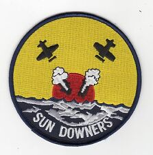 Sun Downers BC Patch Cat No M5016
