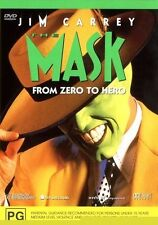 The Mask (DVD, 1998)