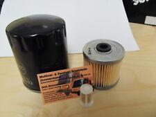 Filterset Multicar M24 M25 mit Ölfilter Vorfilter Dieselfilter Kraftstofffilter
