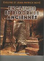 ENCLUMES ET BIGORNES ANCIENNES