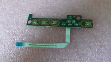 Sony VAIO VGN-NW130 NW235 NW240 NW Series Power Button Board w/ Cable PCG-7171L