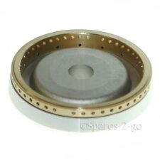 HYGENA Oven Cooker Hob Semi Rapid Burner Ring Brass Crown Body Gas Flame 60mm