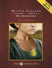 The Moonstone, Collins, Wilkie, Excellent, MP3 CD