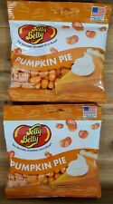 Jelly Belly PUMPKIN PIE Jelly Beans 3.5 oz Fall Orange Candy Exp. 7/2023 Lot 2
