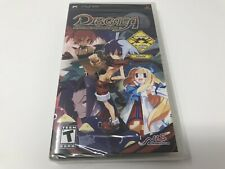 Disgaea: Afternoon of Darkness (Sony PSP, 2007) Brand New / Factory Sealed