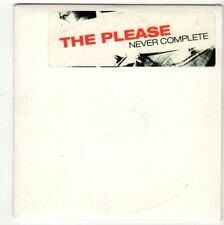 (FC496) The Please, Never Complete - DJ CD