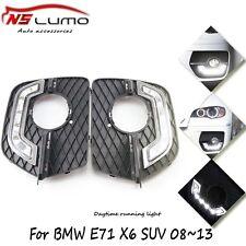 BMW E71 X6 SUV 2008-2014 M-sport Led Daytime Running Light For Led DRL Fog Lamp