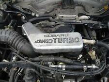 Intake Tube Subaru L Line , subaru full time 4wd turbo L line air tube 1989