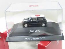 Herpa 1/87 Mini Cooper S - Japan OVP (UU50)